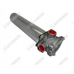 """Filtr oleju powrotny zbiornika (zrzutowy, zlewowy, aluminiowy 2 x 1"""") - zamiennik dla części HIAB, JONSERED, LOGLIFT, NUMMI, P"""