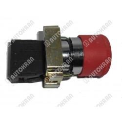 Hak oczkowy szeroki MI. 13-8 - 5.3t. - L = 182mm.