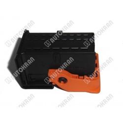 Kostka elektryczna, złącze, zaczep 25-stykowy, 18 MCP 1.5  i 7 MCP 2.8, dla pojazdu Renault - oryginał