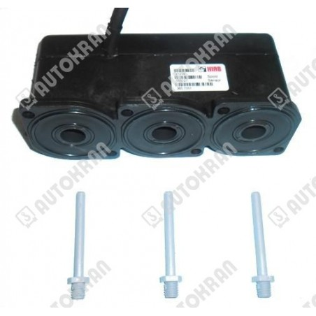 Filtr powrotny aluminiowy, HIAB 986-8828 + wkład filtra