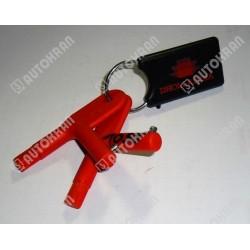 Klucz, kluczyk z brelokiem Dhollandia - E0076