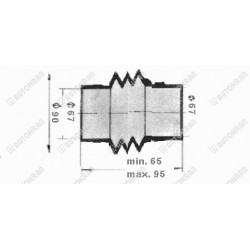 Wkład filtra ciśnieniowego PALFINGER - EA1392
