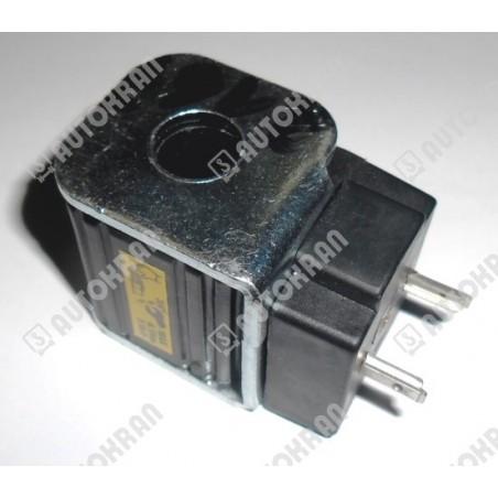Płyta przyłączeniowa pod jeden elektrorozdzielacz serii 6, z zaworem przelewowym 80-350 BAR ( aluminium )