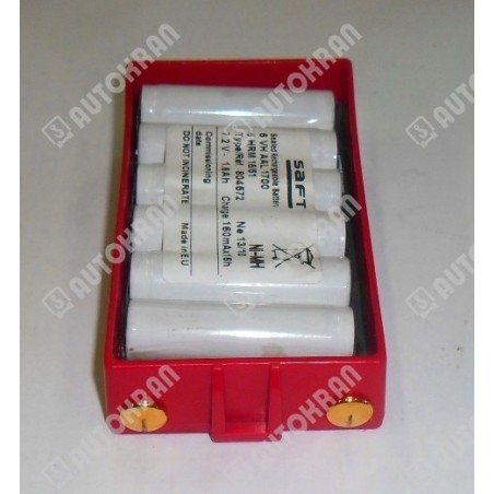 Elektrozawór fi 12,70 mm. nabojowy/nabój 40l. by-pass pod cewkę fi 13mm  - NC - jednostronnie