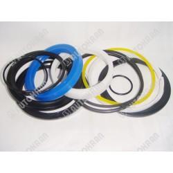 Przewód elektryczny 4 x1  linka  (czarny lub szary okragły)