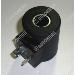 Wtyczka cewki do elektrozaworu 12/24DC HIRSCHMANN DIN 43650