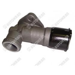 Zawór pneumatyczny luzujacy, zawór luzujący przyczepy, czarny grzybek AE4232 KNORR-BREMSE, 9630010137, II36133