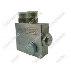 Zbiornik na olej hydrauliczny naramowy  150 l. (N)