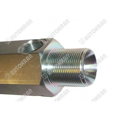 Zawiesie łańcuchowe 2 - cięgnowe MI.  8-8, 2,8t. - 2,0m, + haki skracające