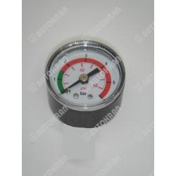Wskaźnik / manometr zapchania filtra oleju wyjście tylne
