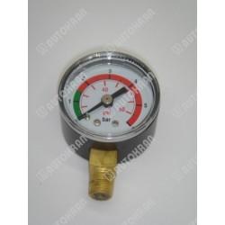 Wskaźnik / manometr zapchania filtra oleju wyjście boczne