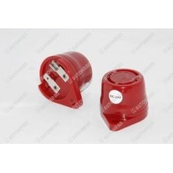 Światło HIAB - element czerwony (S) - 9856641