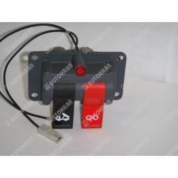 Licznik czasu pracy, motogodzin, roboczogodzin, kwadratowy 10-30VDC,