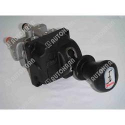 Sterowanie wywrotki / wywrotu, sterownik,  joystick pneumatyczny bez klawisza  BI.