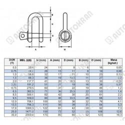 Pokrowiec na wciągarki TS13500-175000 Talon 14-18
