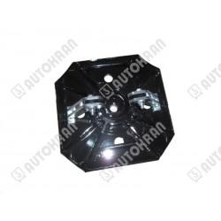 Łącznik do rotatora pod hak, dla GR30, FR7, itp.  sworznie fi 25 mm