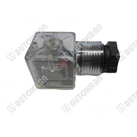 Kontrolka dioda led (N) 24V AC/DC do podstawki