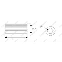 Łącznik dźwigni (do cięgna) pod tulejkę - 9808604