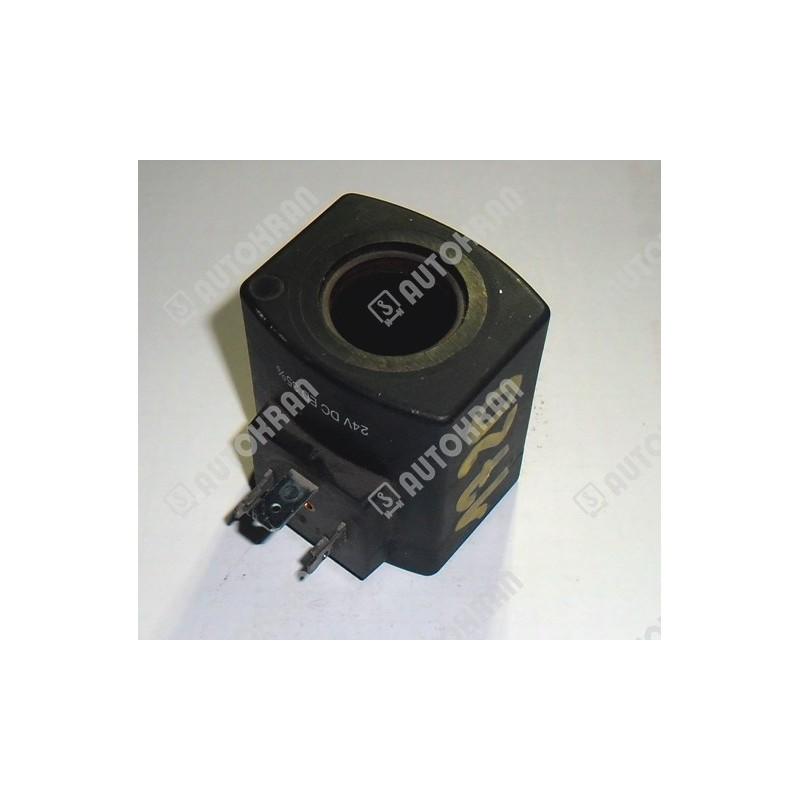Czujnik indukcyjny zakryty M30 z przewodem zwierny podający ( plus ) strefa działania 10 mm 10-30VDC