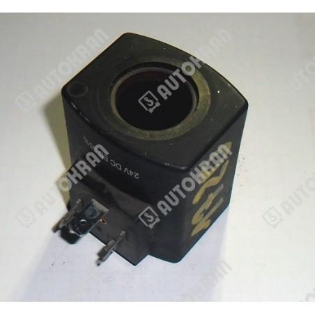 Czujnik indukcyjny M30, czoło zakryte, PNP/NO, zwierny podający (plus + ), 10-30VDC, z przewodem 2m, strefa działania 0-10 mm, S