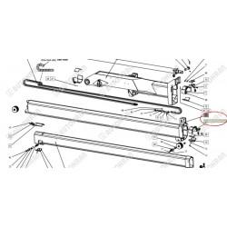 Joystick do sterowania radiowego HIAB, XS-DRIVE - 3786749, zamiennik