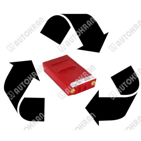 Naklejka główne logo JONSERED - oryginał 3557278