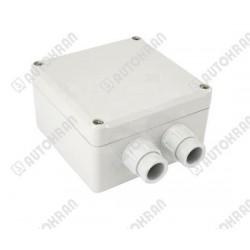 Reduktor napięcia świateł przyczepy z 24VDC na 12 VDC
