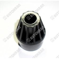 Gałka czarna pod szkiełko z piktogramem - oryginał, HIAB 3516512