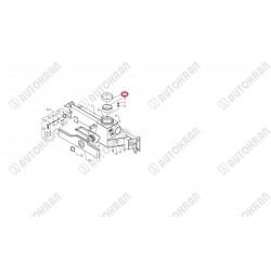 SIłownik, cylinder obrotu słupa HIAB 070, 071, 080, 081, 090