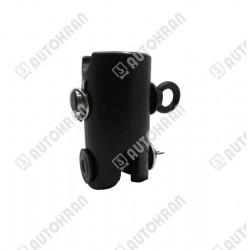 Łącznik do rotatora fi 49 pod hak, dla GR30, FR7, itp.  sworznie fi 25 mm