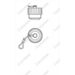 Zawór dwudrogowy ciśnieniowy M18x1,5 - 500bar