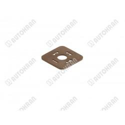 Uszczelka dla wtyczki cewki do elektrozaworu 12/24DC HIRSCHMANN DIN 43650