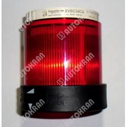 Lampa, światło - element czerwony (S) - zamiennik dla części HIAB 9856641