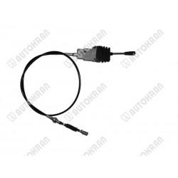 Napęd (S) STOP pod podstawkę HIAB - 9858962 zamiennik, przycisk dłoniowy przekrętny kpl. ze stykiem NC