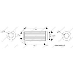 Pompa do windy podestu ruchomego, 5,8cc: zamiennik dla K1PS9,2G