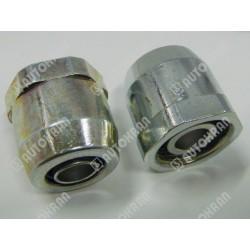 Złączka Ż HALDEX-WIRA M22x1,5 wąż 15x1,5mm - 370 1515 5, szybkozłącze pneumatyczne samochodowe dla pojazdów, przyczep, P