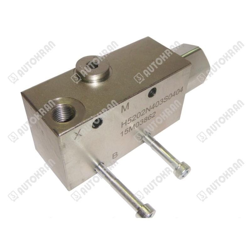 Ogniwo zbiorcze MI. 10/8-10, 4.0t. - wym. L-135mm x E-75mm x D-18mm