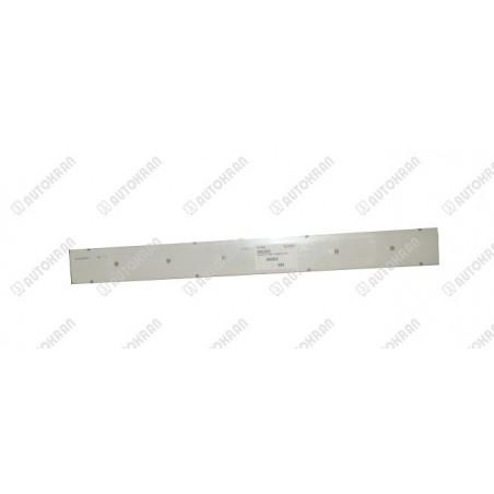 Zawiesie łańcuchowe do bramowca 2 - cięgnowe GU. 13-8, 7,5t. - 1,9m, haki bezpieczne do kontenerów + skracacze, łańcuchy do bram