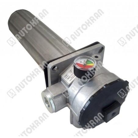 Zbiornik na olej hydrauliczny aluminiowy naramowy 85 l. (N)
