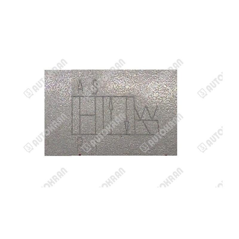Smar do przekładni ślimakowej obrotu HIAB, oryginał 551350