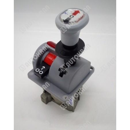 Wtyczka cewki do elektrozaworu 12DC z diodą sygnalizacyjną, HIRSCHMANN, DIN 43650