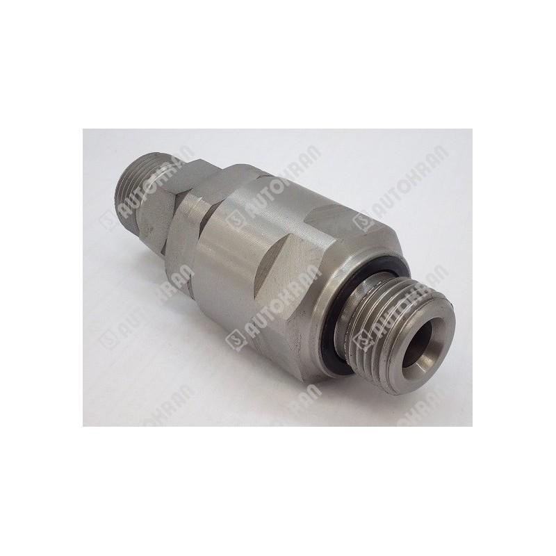 """Złącze obrotowe - zamiennik dla ATLAS - 1/2"""" X M24 na rurkę fi 16 mm."""