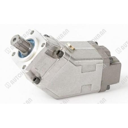Elektrozawór pneumatyczny 3/2 do sterowania np. przystawką 24VDC, wtyczka typ VOLVO do sterowania hakowca, bramowca, EZP