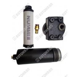 Filtr ciśnieniowy, wysokociśnieniowy - 450 Bar (obudowa + wkład) - zamiennik dla części HIAB, Loglift, Jonsered 38310023, E