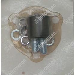 Zawiesie łańcuchowe 3-cięgnowe zakończone uchwytami GDA do kręgów betonowych GDA 4,0