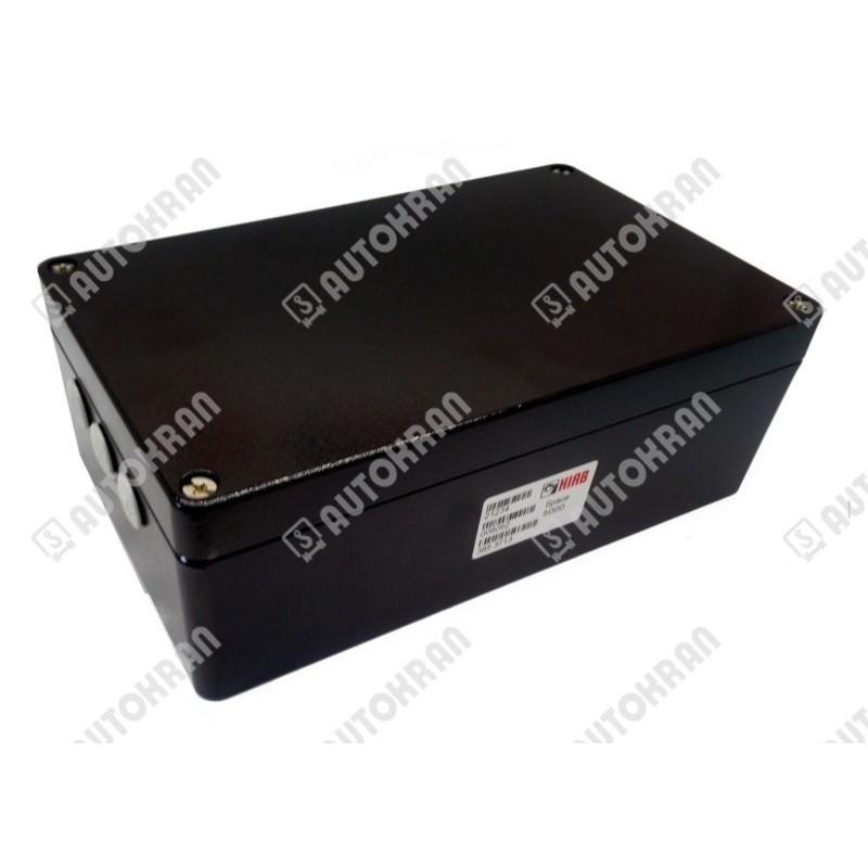 Ogniwo zbiorcze MI.  8/6-10, 2.5t. - wym. L-110mm x E-60mm x D-16mm