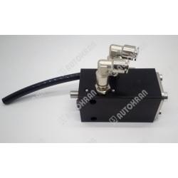 Ogranicznik wywrotu - zawór pneumatyczny 1 strony, normalnie otwarty, krańcówka pneumatyczna, NU Nr. kat. 360208737