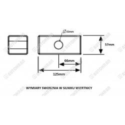 Wkład filtra zrzutowego HY14152, HY 14152