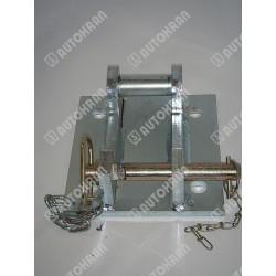 Puszka elektryczna przyłączeniowa wózka widłowego MOFFET