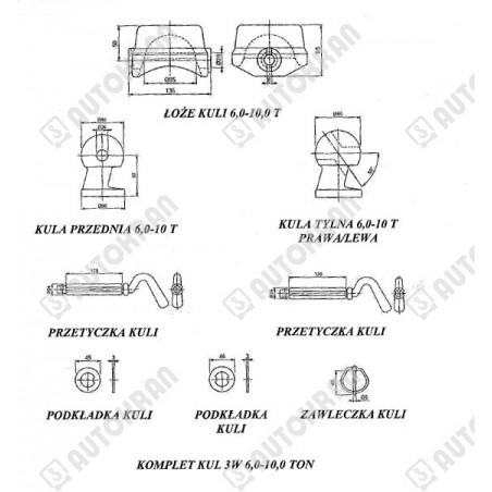 Cewka fi 14/50mm 24DC wtyczka DIN